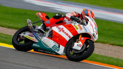 Bradl strengthens Moto2 class lead