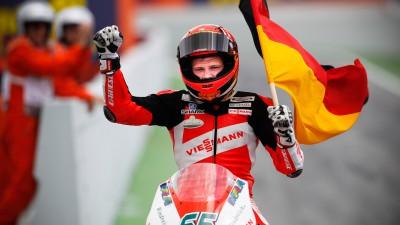 Stefan Bradl – Campeão do Mundo de Moto2 de 2011