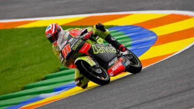 Terol crowned World Champion as Viñales wins final 125cc GP