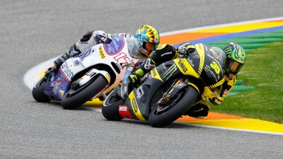 Fantastic fourth clinches Rookie of the Year title for Crutchlow