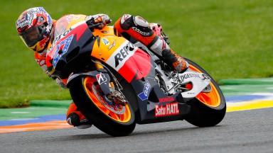 Une dixième victoire pour Stoner et la troisième place du classement MotoGP pour Dovizioso