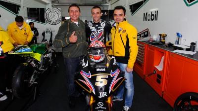 JiR officialise l'arrivée de Zarco dans son team Moto2