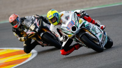 Moto2 and Moto3 Test finishes at Valencia
