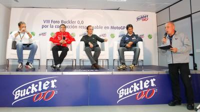Buckler 0,0 Forum looks ahead to 2012