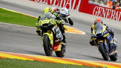 Iannone soddisfatto del terzo posto in Campionato
