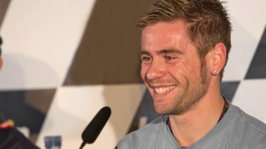 Bautista correrá con el San Carlo Honda Gresini en 2012