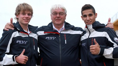 Salom and Binder secure RW Racing GP Moto3 rides