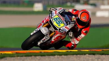 Bradl beendet erste MotoGP-Erfahrung