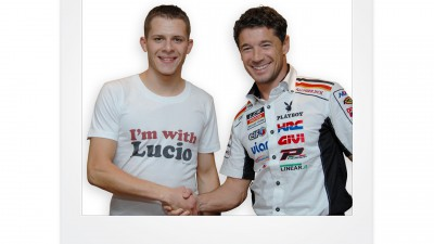 LCR Honda sign Bradl on two-year deal