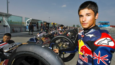 Red Bull MotoGP Rookies: Sissis promosso in Moto3 con KTM