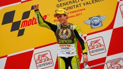 Terol tendrá una curva con su nombre en el circuito de Valencia