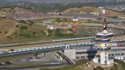 Jerez to host 2012 bwin Spanish Grand Prix