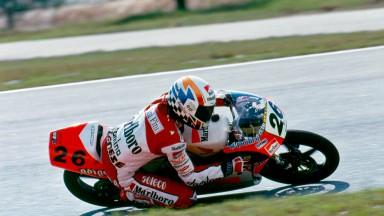 Erinnerungen an die 125cc-Klasse: 1994