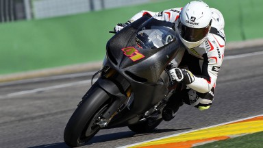Valencia hosts first Test of the 2012 Championship