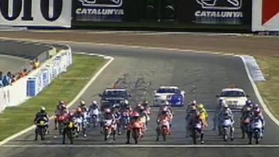 Erinnerungen an die 125cc-Klasse: 1998