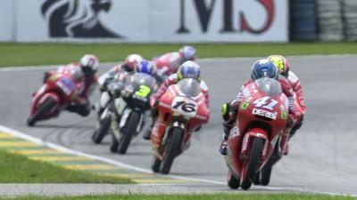 Erinnerungen an die 125cc: 2000
