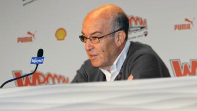 Ezpeleta annonce du changement en MotoGP pour 2013