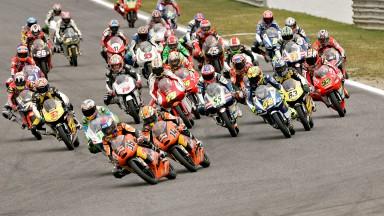 Les grands moments de l'ère 125cc : 2005