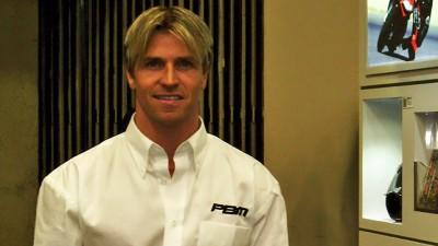 James Ellison on his return to MotoGP