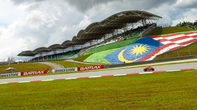 Sepang Test to kick start 2012 season