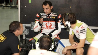 Barbera is fastest Ducati on track in Sepang