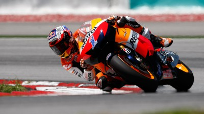 Malaysia Test draws to a close with Stoner quickest