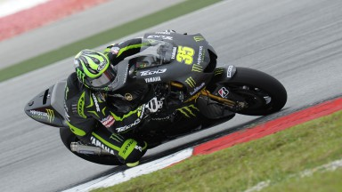 Positive start to 2012 for Crutchlow and Dovizioso