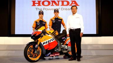 Presentazione del programma Honda 2012
