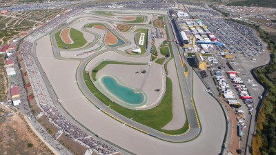 Valencia hosts Moto2™ and Moto3™ teams