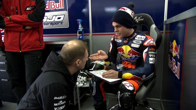 Conclusi i test Moto3™: domina Cortese