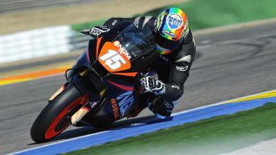 Inizio positivo per De Angelis e Takahashi a Valencia