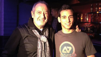 Arguiñano Racing returns to the World Championship with Cardús