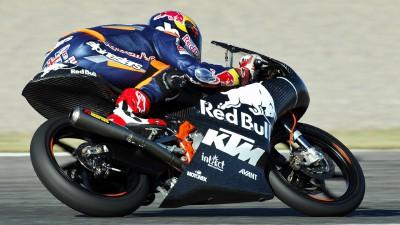 Kent mais forte no primeiro dia do teste de Moto3™