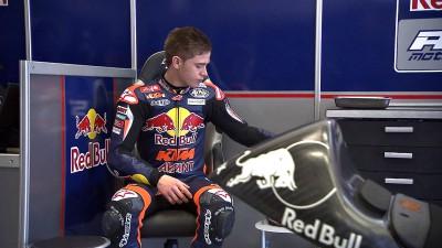 Kent ancora davanti nei test Moto3™ di Jerez