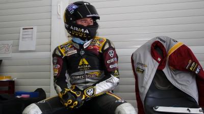 Redding führt das Moto2™ Feld an