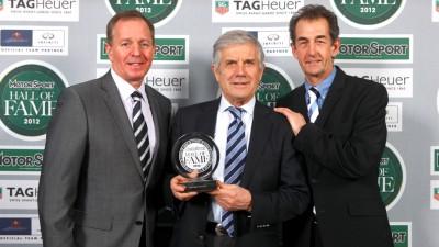 Surtees y Agostini, premiados en Londres