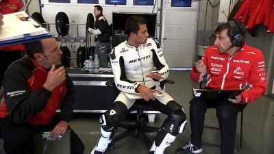 Las CRT siguen sus preparativos en la pista de Jerez