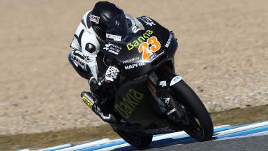 Bankia Aspar riders among the quickest in Moto3™