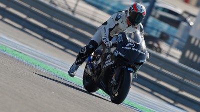 Private testing in Jerez continues