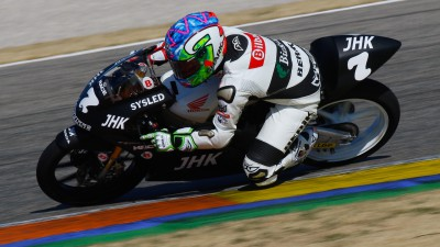 チーム・ラグリッセ、初参戦に向けて2度のテストに参加