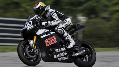 Specifiche del motore differenti per la coppia Yamaha