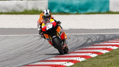 Strong finish for the Repsol Honda Team in Malaysia