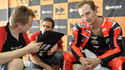 Edwards confirms himself as best CRT rider at Sepang
