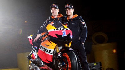 2012 Repsol riders presented in Madrid