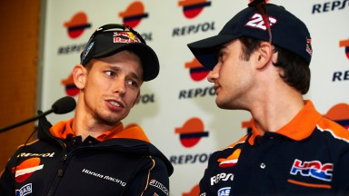 "Suppo: ""Both Stoner and Pedrosa are title contenders"""