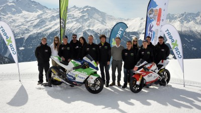Technomag-CIP unveils its 2012 colors