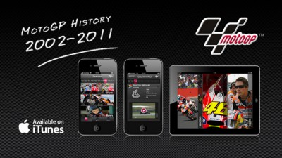 La MotoGP™ History app ora disponibile in italiano!