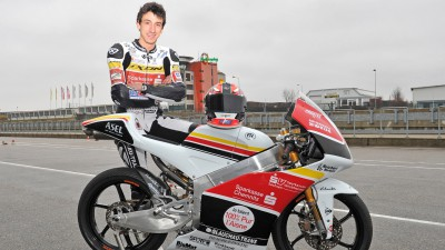 Racing Team Germany presents new Moto3 lineup