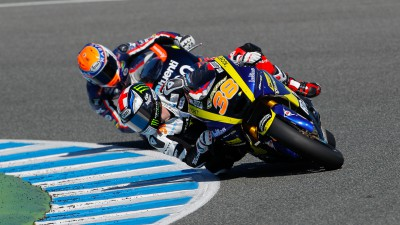 Day one at Jerez underway