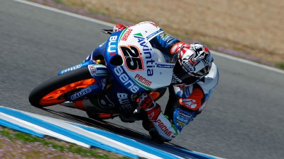 Viñales closes second day fastest in Moto3™